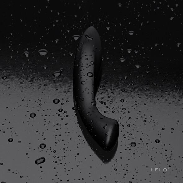 LELO – Ella Black – Prémium Dildó - Dirtytalk.hu - Prémium Szexshop - SEX